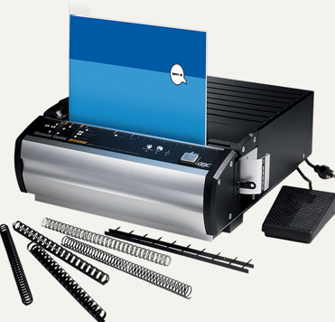 spiral binding machine in bangalore,paper shredder machine